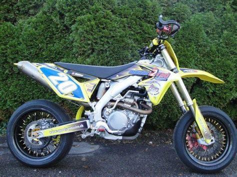 Suzuki Motorrad Cross by Motorrad Occasion Kaufen Suzuki Cross Rm Z Supermoto 2rad