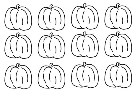 small pumpkin templates small pumpkin coloring pages coloring pages