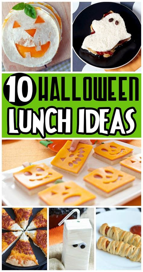 halloween themed lunch 50 fun halloween foods halloween themed food for every meal