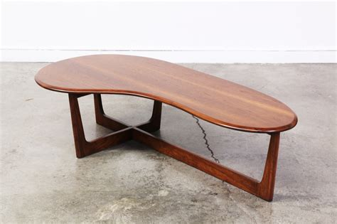 amazing coffee tables amazing vintage walnut coffee table by lane vintage