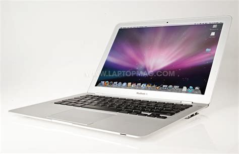 Notebook Apple Macbook Air Md711za A apple macbook air 2009