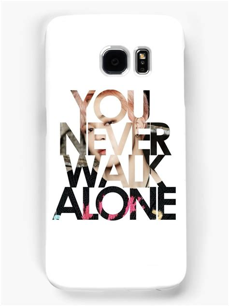 Casing Samsung S6 Edge Youll Never Walk Alone Note 3 Custom Hardcase C quot bts jimin quot you never walk alone quot quot samsung galaxy cases skins by minpop redbubble