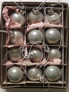 gray ornaments christmas pinterest