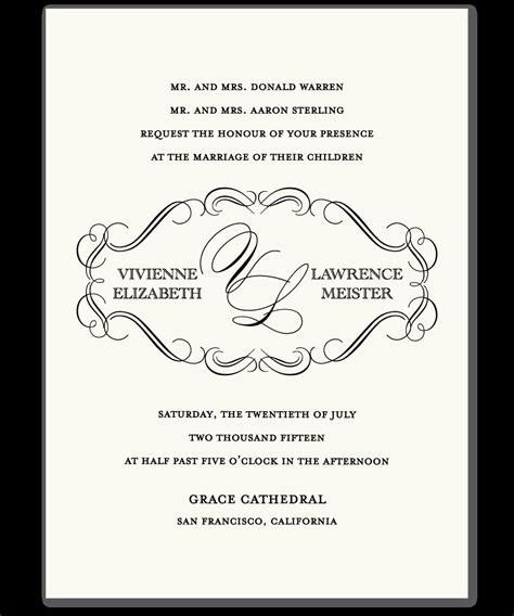 christian wedding invitation wording theruntime com