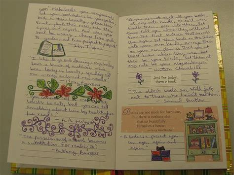 book quotes a journal for booklovers the bookmooch