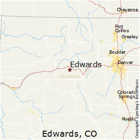 map of edwards colorado best places to live in edwards colorado