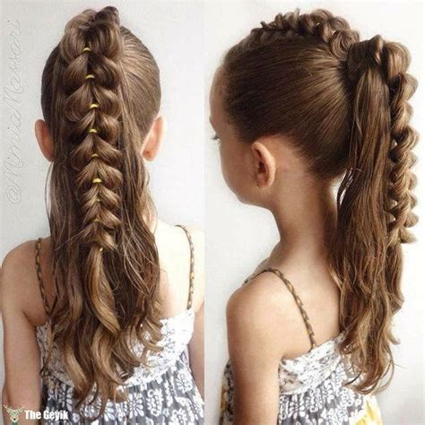 with hairstyles 52 best little girl hairstyles images on pinterest