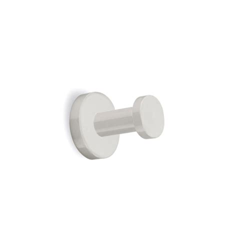 white towel hooks for bathrooms stilhaus me13 bathroom hook medea nameek s