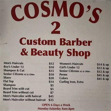 haircut coupons pleasanton ca cosmo s 2 barber shop in pleasanton ca 94588