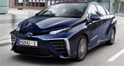 toyota germany toyota will lease mirai in europe most units will go to