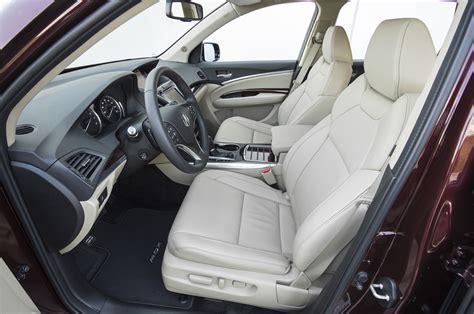 2013 Acura Mdx Interior by 2014 Acura Mdx Interior Seats 205204 Photo 9 Trucktrend