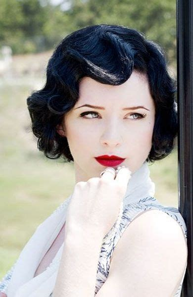 hairstyles for black hair pale skin black hair finger wave paler than pale skin and bright