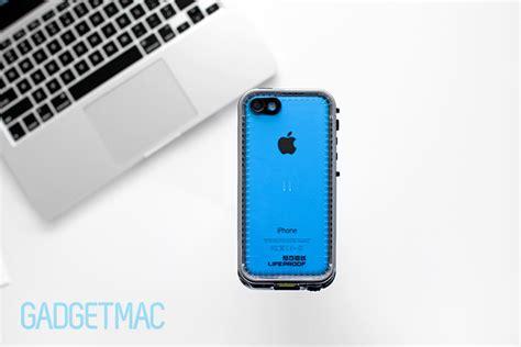 lifeproof nuud iphone  waterproof case review gadgetmac