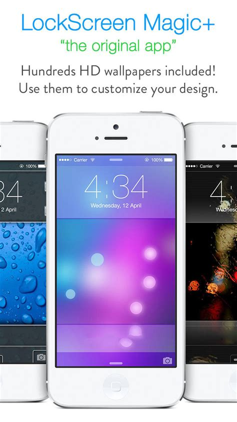 lock screen themes for ios 8 lockscreen magic for ios8 custom themes backgrounds