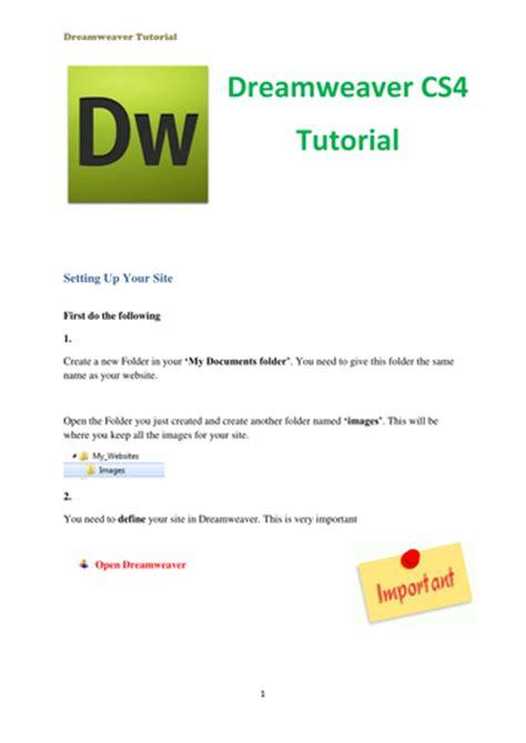 dreamweaver tutorial registration form dreamweaver cs4 tutorial for ks3 by kevmitson teaching