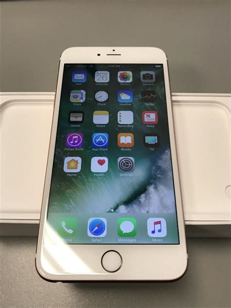 uxz218 apple iphone 6s plus t mobile for sale 515 swappa