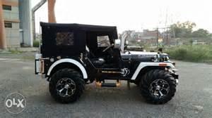 Mahindra Jeep Mahindra Willys Open Jeep Aimanam Cars Pulikkuttusseri