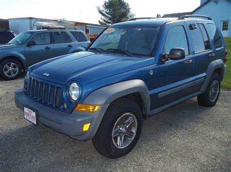 2005 jeep liberty sport mpg 2005 jeep liberty sport 4wd 4dr suv in rutland vt