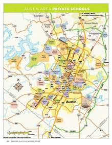Austin District Map by Austin Area Map Search Results Calendar 2015