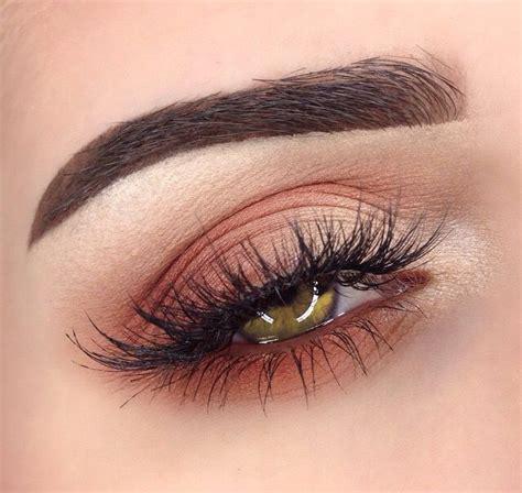 Eyeshadow Orange 17 best ideas about orange eyeshadow on