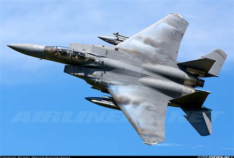 boeing f 15e strike eagle usa air aviation photo 2666048 airliners net