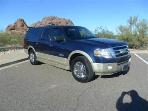 repair anti lock braking 2007 ford expedition el seat position control buy used 2007 ford expedition in scottsdale arizona united states for us 14 500 00