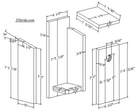 Mountain Bluebird House Plans 28 Images Simple Bluebird House Plans Pdf