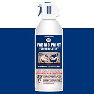 Upholstery Spray Fabric Paint Simply Upholstery Fabric Spray Paint Navy Blue 8oz