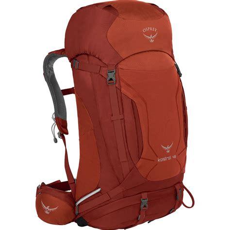 osprey backpack osprey packs kestrel 48l backpack backcountry
