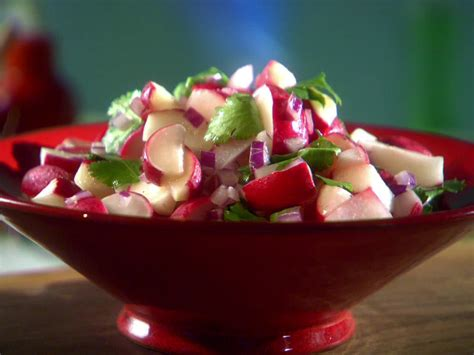 radish salad recipe radish salad recipe sunny anderson food network