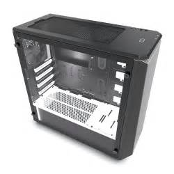 phanteks announce their new p400 and p400s tempered glass windowed phanteks eclipse p400 tempered glass mid tower case