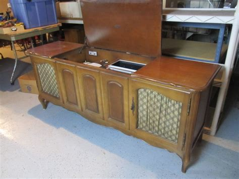 zenith record player cabinet nice working mid century zenith record player radio
