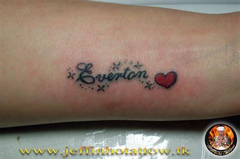 jeffinho tattow tatuador tatuagens de letras 3