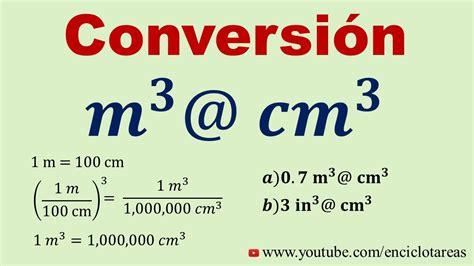 cuantos metros cuadrados tiene un metro cubico convertir de metros c 250 bicos a cent 237 metros c 250 bicos m3 a