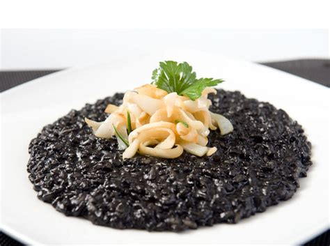 Pastarotti Risotto Al Nero Di Seppia risotto al nero di seppia