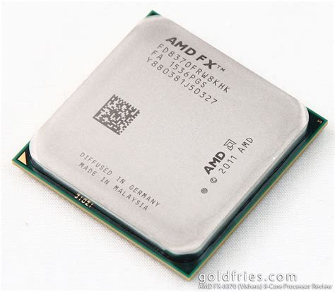 Pc Amd Vishera Fx 8370 amd fx 8370 vishera 8 processor review goldfries