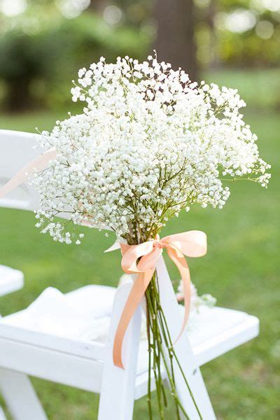 Benih Bunga White Babys Breath Alabama Farm Wedding By White Rabbit Studios Southern