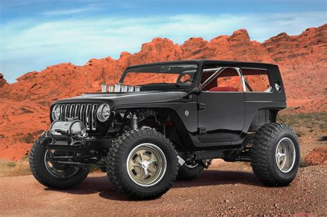 jeep concept 2017 jeep concepts at the easter jeep safari in moab