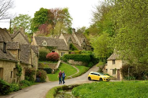 Row Houses by Bibury In The Cotswolds Traveling Dreams