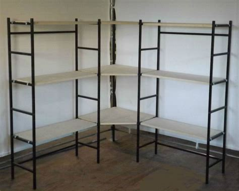 portable display shelves from evanswoodworks com fold up