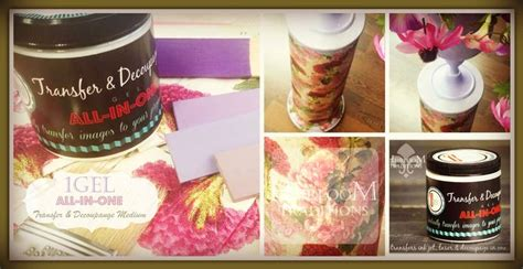 Best Decoupage Medium - pin by heirloom traditions paint on 1gel instant transfer
