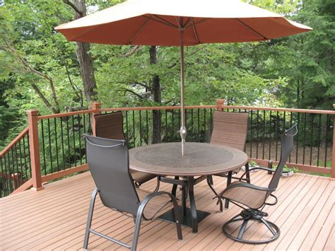 outdoor furniture for decks reveal exact of the space with different deck furniture ideas carehomedecor
