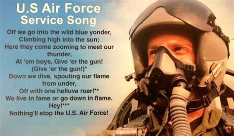 air sog u s air song airforce justin