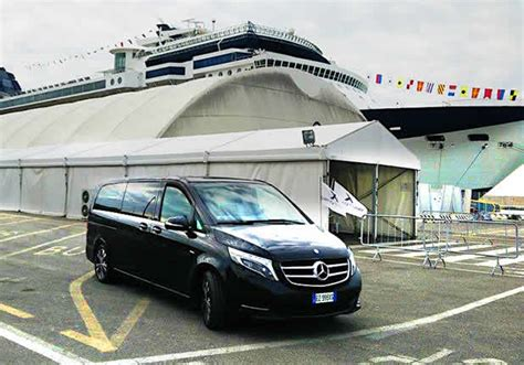 civitavecchia cruise port rome by taxi or vehicle