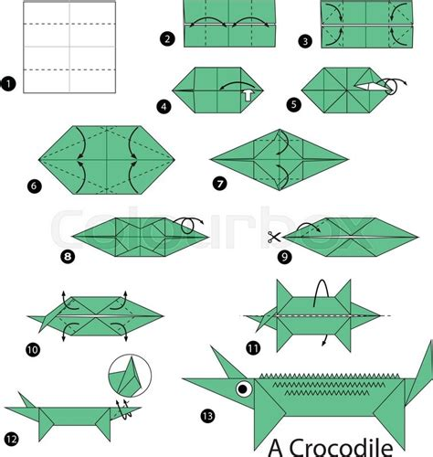 how to create origami free coloring pages step by step how to make