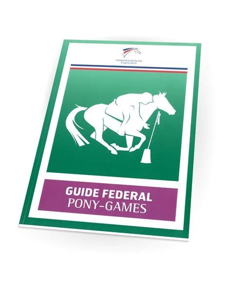 librerie guida guide f 233 d 233 ral pony librairie