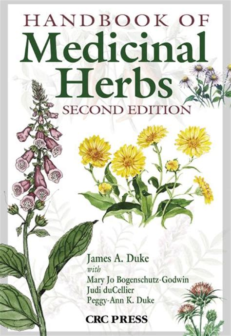 the medicinal plants of the philippines books handbook of medicinal herbs second edition crc press book
