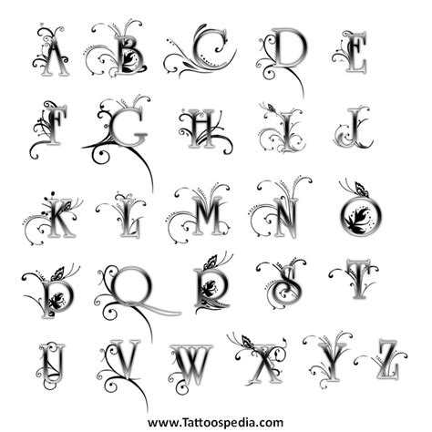 small letter tattoo designs letter z designs 2