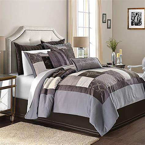 Velvet Patchwork Comforter - rochelle patchwork faux silk with embellished velvet