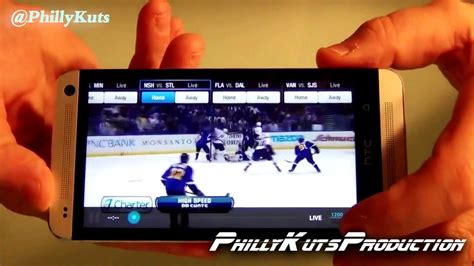 gamecenter for android nhl 2013 gamecenter live app for android overview